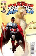 All-New Captain America Vol 1 1 Comic Book Legal Defense Fund Variant