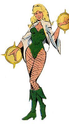 Arcanna Jones (Earth-712) from Official Handbook of the Marvel Universe Vol 2 12 0001