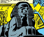Great Sphinx (Rama-Tut's Creation) from Fantastic Four Vol 1 19 0001