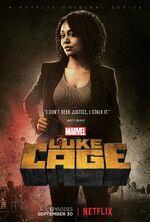 Marvel's Luke Cage poster 004