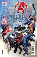 New Avengers Vol 3 33 End of an Era Variant