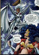 Ororo Munroe (Earth-616)-Marvel Versus DC Vol 1 3 001