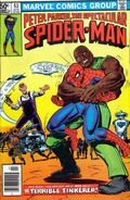 Peter Parker, The Spectacular Spider-Man Vol 1 53