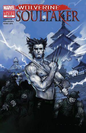 Wolverine Soultaker Vol 1 2