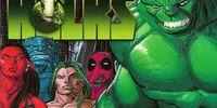 World War Hulks Vol 1 1