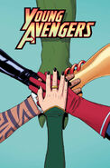 Young Avengers Vol 2 12 Textless