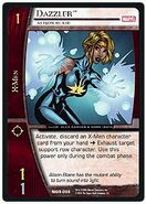 Alison Blaire (Earth-616) from Vs. System (Trading Cards) 0002