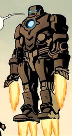Anthony Stark (Earth-10091) from Thor The Mighty Avenger Vol 1 8 0001
