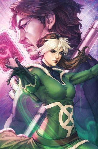 Rogue (Anna Marie) (Earth-616) | Marvel Database | FANDOM ... X Men Girl Power Form