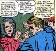Elaine Grey and Scott Summers (Earth-616) from X-Men Vol 1 5 0001