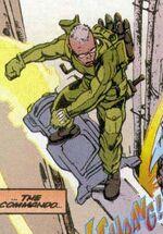 Commando (Earth-928) Punisher 2099 Vol 1 27