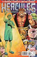 Hercules Twilight of a God Vol 1 3