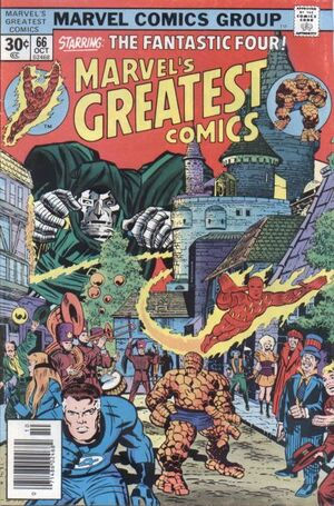 Marvel's Greatest Comics Vol 1 66
