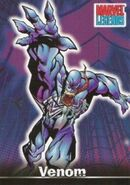 Edward Brock (Earth-616) from Marvel Legends (Trading Cards) 0001