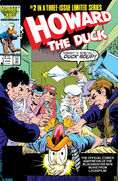 Howard the Duck The Movie Vol 1 2