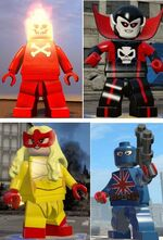 Invaders (Earth-13122) from LEGO Marvel's Avengers 0001