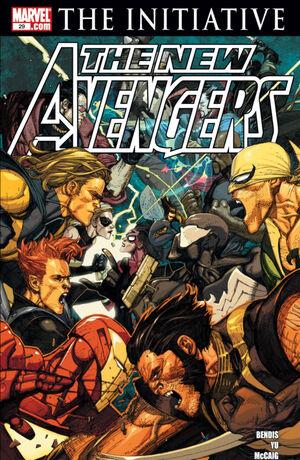New Avengers Vol 1 29