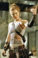 Abigail Whistler (Earth-26320) from Blade Trinity 0001