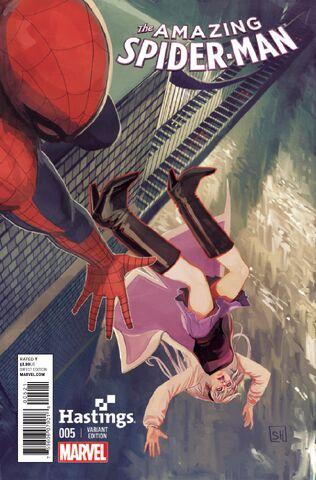 File:Amazing Spider-Man Vol 3 5 Hastings Exclusive Variant.jpg