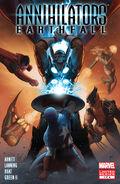 Annihilators Earthfall Vol 1 1