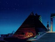 Apocalypse's Pyramid from X-Men- The Animated Series Season 4 10