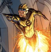 Samuel Guthrie (Earth-616) Avengers Vol 5 1 Cover