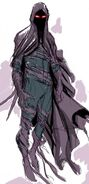 Sleepwalker (Earth-616) redesign from Marco Checchetto 001