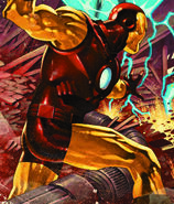 Anthony Stark (Earth-62412) from What If? Age of Ultron Vol 1 2 cover