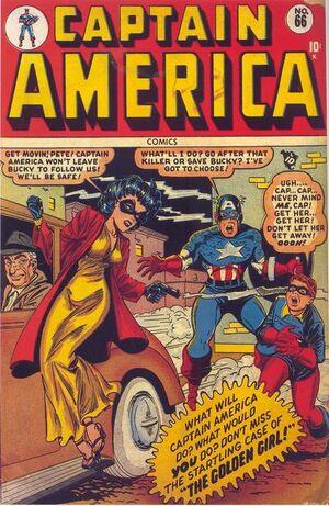 Captain America Comics Vol 1 66