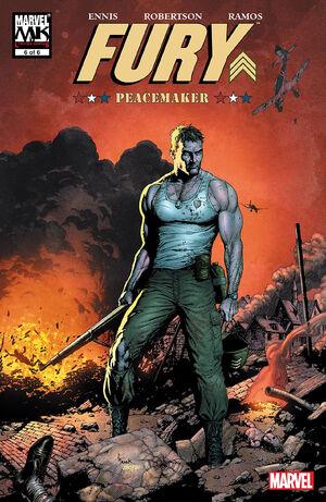 Fury Peacemaker Vol 1 6