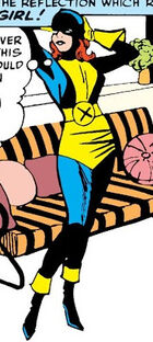 Jean Grey (Earth-616) from X-Men Vol 1 1 0002