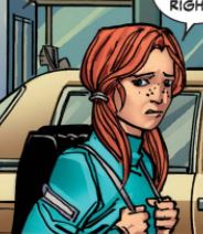 Rachel Carpenter (Earth-616) from Amazing Spider-Man Vol 1 689 0001