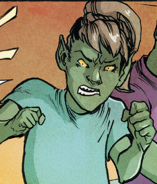 File:Emmie (Goblin Nation) (Earth-616) from Silk Vol 2 2 001.png