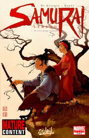 Samurai Legend Vol 1 2