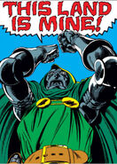 Victor von Doom (Earth-616) from Fantastic Four Vol 1 247 0001