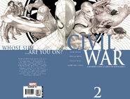 Civil War Vol 1 2 Third Printing Variant