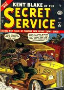 Kent Blake of the Secret Service Vol 1 11
