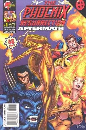 Phoenix Resurrection Aftermath Vol 1 1