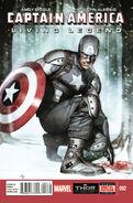 Captain America Living Legend Vol 1 2