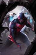 Spider-Man 2099 Vol 2 3 Textless