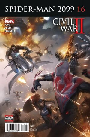 Spider-Man 2099 Vol 3 16
