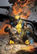 X-Men Deadly Genesis Vol 1 3 Textless