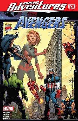 Marvel Adventures The Avengers Vol 1 29