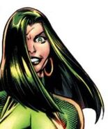 Ophelia Sarkissian (Earth-1610) from Ultimatum Spider-Man Requiem Vol 1 1 page --