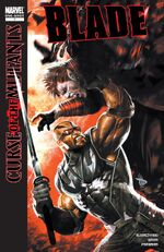 X-Men Curse of the Mutants - Blade Vol 1 1