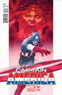 Captain America Vol 7 2 Tedesco Variant