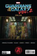 Guardians of the Galaxy Adaptation Vol 1 1