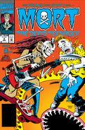 Mort the Dead Teenager Vol 1 2