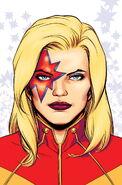 Captain Marvel Vol 8 9 Textless