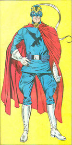 Karl Kaufman (Earth-616) from Official Handbook of the Marvel Universe Vol 2 19 001